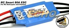 RC Model Airplane / Helicopter 80A Brushless Motor Speed Controller ESC SL022