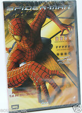 Marvel Spider-man Spiderman Film DVD Regione 2 NUOVO SIGILLATO