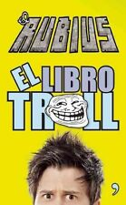 NEW El Libro Troll by Ruben Doblas Paperback Book (Spanish) Free Shipping