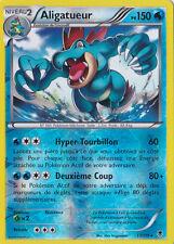 Aligatueur Reverse-XY4:Vigueur Spectrale- 17/119 - Carte Pokemon Neuve Française