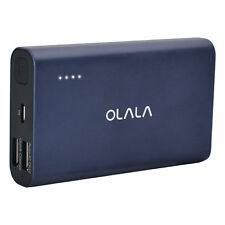 OLALA 10500mAh 2-Port Power Bank with Quick Charge 3.0 Aluminum Portable Charger