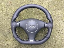 AUDI A3 S3 A4 S4 B6 A6 S6 RS6 C5 A8 TT S-LINE NEW TIPTRONIC STEERING WHEEL