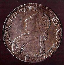 France  Ecu 1785 I Louis XVI # 6s-7