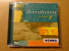 2-DISC CD / DONNAMOUR - VOLUME 2 (RADIO DONNA)
