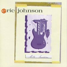 Ah Via Musicom - Eric Johnson (1990, CD NIEUW)