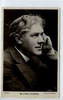 (Gi373-376) Real Photo of Theatre Star, George Alexander 1910 G-VG Beagles 515 W
