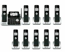AT&T TL96271 DECT6.0 Cordless Bluetooth to Cell Phone 10 Handset Phone System