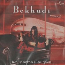 ANURADHA PAUDWAL - BEKHUDI - BRAND NEW MUSIC CD - FREE UK POST