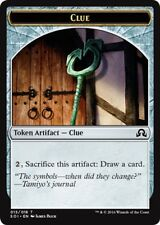 4 x Clue Token (015/018) - Shadows over Innistrad - Common - Near Mint