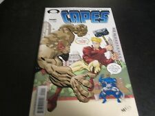 CAPES #1 RARE 1ST EVER PREVIEW OF THE WALKING DEAD #1 1ST APPEARANCE RICK GRIMES