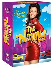 The NANNY - COMPLETE SERIES SEASON 1,2,3,4,5,6 DVD BOXSET FRAN DRESCHER R1