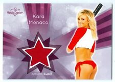 "KARA MONACO ""SP SWATCH CARD"" BENCHWARMER SIGNATURE SERIES 2015"