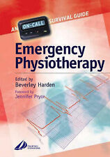 Acceptable, Emergency Physiotherapy: On Call Survival Guide (Physiotherapy Pocke