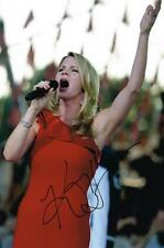 Kelli O'Hara SIGNED 8x12 Photo South Pacific Nice work If You Can Get COA