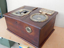 OLD CASH VINTAGE WERNER LEIPZIG PORTABLE FOR OLD THEATRE MUSEUM KASSEN CASSA