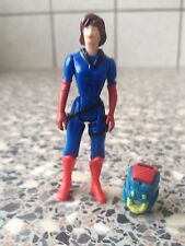 M.A.S.K 80's figure VANESSA WARFIELD w/ MASK FROM MANTA Kenner