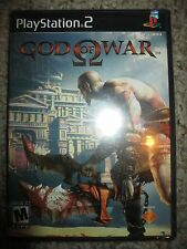 God of War 1 (Sony PlayStation 2, 2006) ps2 NEW Sealed Original Black