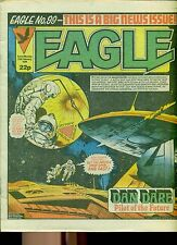 EAGLE #99 weekly British comic book February 11 1984 VG+