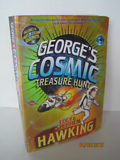George's Cosmic Treasure Hunt by Lucy & Stephen Hawkin