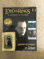 The Lord of the Rings Collector's Model No 11 Wormtongue