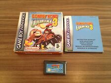 DONKEY KONG COUNTRY 3  **  Game Boy Advance  ** Pal ESP