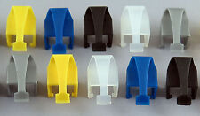 RJCLIP (10 pcs Assorted colors) - Broken RJ45 Solution. Hear the Click!