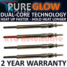 4X FOR VAUXHALL SIGNUM VECTRA B C OMEGA 2.0 2.2 DTI DIESEL HEATER GLOW PLUGS