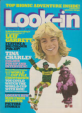 LOOK-IN MAGAZINE 13 May 1978 Leif Garrett Tina Charles Vintage Old