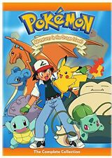Pokemon: Adventures In Orange Islands - Comp Coll (2015, DVD NIEUW)3 DISC SET