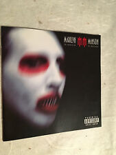 MARILYN MANSON THE GOLDEN AGE OF GROTESQUE NOTHING/INTERSCOPE 9800065 2002