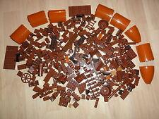 LEGO - BRAUNE ELEMENTE- 300 TEILE- STAR WARS- ABENTEUER !!!