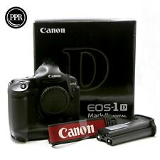 Canon EOS 1D Mark II 8.2mp DSLR Body with 2x Batteries & Box (USA MODEL)