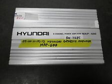 09 10 11 12 13 HYUNDAI GENESIS AMPLIFIER #MAP-600 *See item description*