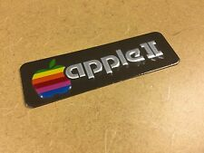 MINT__Original Apple II Name Plate from Apple Computer - Rare