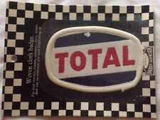 Vintage Paddy Hopkirk Racing Car Patch Total Vintage Retro Classic