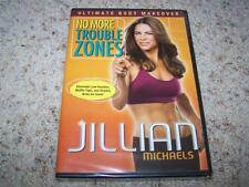 JILLIAN MICHAELS Ultimate Body Makeover Fitness DVD ~ No More Trouble Zones
