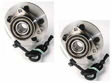 2007-2010 Ford Explorer Sport Trac Front Wheel Hub Bearing Assembly (PAIR)