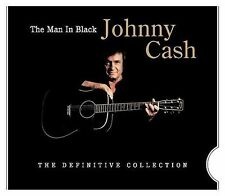 The Man In Black: Definitive Collection Johnny Cash MUSIC CD