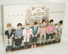 U-Kiss Mini Vol.5 Bran New KISS Taiwan Ltd CD+DVD+48P