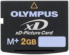 Olympus 2GB XD M+ Memory Card - GENUINE OLYMPUS STOCK