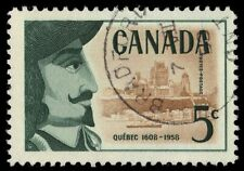 """CANADA 379 - Samuel de Champlain """"Explorer"""" (pf81088)"""
