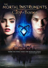 Mortal Instruments City of Bones (Dvd, 2 DVD