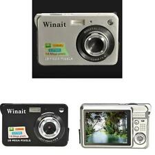"HD 720P Digital Camera 18MP CMOS 2.7"" TFT LCD 8x Zoom CMOS Camcorder Anti-Shake"