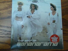 The Best of Bananarama 15 track promo cd Daily Mail