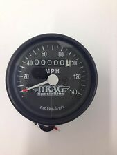 Speedometer Speedo Gauges Harley Custom Chopper Bobber  motorcycle motorbike