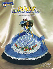 Crochet Annie Potter 2003 American Beauty Bed Doll crochet doll dress pattern