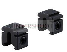 BKL Scope Rail 2 Piece RAISER BLOCKS for 11mm Air Rifle / Rimfire Dovetails 181