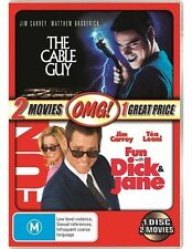 The Cable Guy / Fun With Dick and Jane DVD