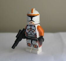 LEGO STAR WARS CUSTOM CLONE TROOPER COMMANDER CODY MINFIG MINIFIGURE