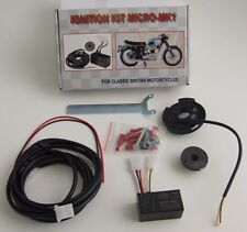 12V ELECTRONIC IGNITION SYSTEM TWIN AND SINGLE CYLINDER UNIT MODELS SIDE POINTS